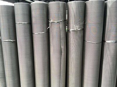 不锈钢编织过滤网