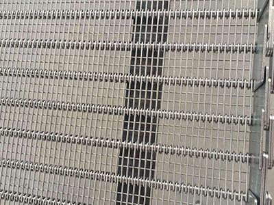 不锈钢输送带
